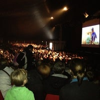 Photo taken at Groot Theater by Pieter H. on 11/1/2012
