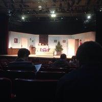 Photo taken at Renton Civic Theatre by Aaron W. on 12/16/2014