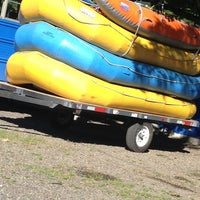 Photo taken at Alpine Adventures Rafting by Kadence E. on 6/30/2013