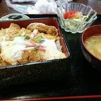 Photo taken at なか家 レストラン by かるま さ. on 10/10/2016