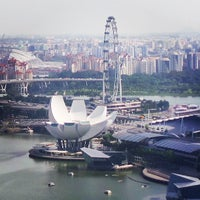 Photo taken at The Westin Singapore by Warren E. on 11/16/2013