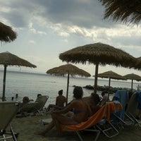 Photo taken at ISLA Beach Bar by Elenh P. on 7/17/2013