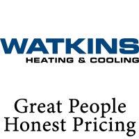 Photo taken at Watkins Heating & Cooling by David W. on 3/11/2016