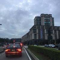 Photo taken at Kementerian Perdagangan Dalam Negeri, Koperasi & Kepenggunaan (Ministry of Domestic Trade, Cooperatives & Consumerism) by Lyd S. on 1/25/2017