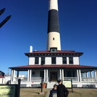Photo taken at Absecon Lighthouse by Daryl B. on 1/17/2015