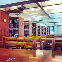 Photo taken at 同济大学图书馆 | Tongji Univ. Library by Yorke W. on 1/12/2013