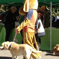 Photo taken at My Dog Loves Central Park Country Fair by Mia on 10/13/2012