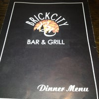 Photo taken at Brick City Bar & Grill by Larry F. on 12/2/2012