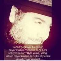 Photo taken at gelibolu kahvehanesi by Zeynep on 7/26/2016