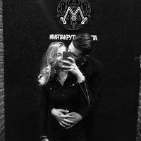 Снимок сделан в Мята Lounge   Москва пользователем Anastasiya B. 12/31/2016