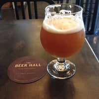 Photo taken at The Beer Hall by Megan T. on 8/16/2013