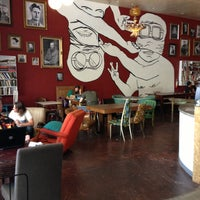 Photo taken at Kreuzberg Coffee Company by Raquel C. on 6/2/2013