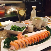 Photo taken at Sushi Hana Fusion Cuisine by Roxana A. on 4/17/2016