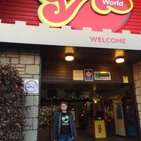 Photo taken at Gullivers World by Mike C. on 12/4/2016