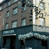 Photo taken at Stereo Cafe by Lukáš N. on 5/7/2017