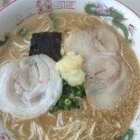 Photo taken at 宝来軒 中央町店 by iYOPS! on 5/23/2014