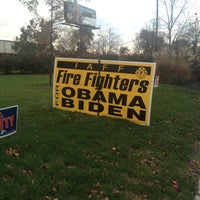 Photo taken at Columbus Firefighters Union IAFF Local 67 by Michael M. on 11/3/2012