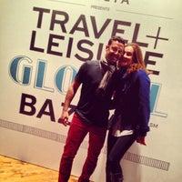 Photo taken at Travel & Leisure Global Bazaar by Adam S. on 9/29/2012