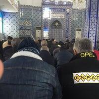Photo taken at 2.Sanayi Camii by Azim B. on 1/20/2017