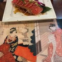 Photo taken at Kobe Japanese Steak & Seafood by Ale R. on 3/16/2017
