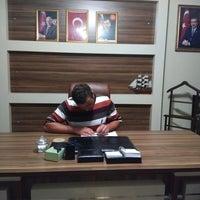 Photo taken at Ak Parti Terme İlçe Başkanlığı by Yunus Ö. on 10/7/2016