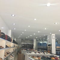 Photo taken at Epaş Shoes Center by Muhammed K. on 6/9/2017