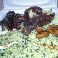 Photo taken at De Islands Caribbean Resturant by Bajan B. on 4/13/2013