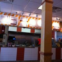 Photo taken at Burger UrWay by Juliana R. on 5/26/2013
