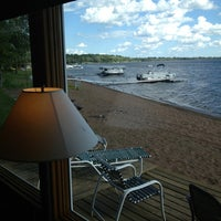 Photo taken at Grand View Lodge Golf Resort & Spa by Jillynn L. on 6/27/2013