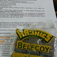 Photo taken at School of Labor and Industrial Relations (SOLAIR), University of the Philippines by Jeremy M. on 1/18/2014