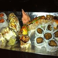 Photo taken at Coast Sushi Bar by Contessa G. on 9/22/2012