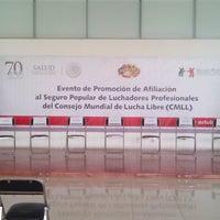 Photo taken at Comisión Nacional de Protección Social en Salud by Alejandro R. on 10/31/2013