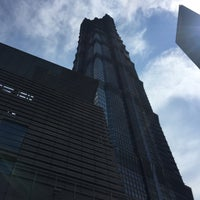 Photo taken at Jin Mao Tower by Mario D. on 7/13/2017