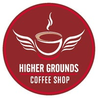 Photo taken at Higher Grounds Coffee Shop by Higher Grounds Coffee Shop on 1/3/2016