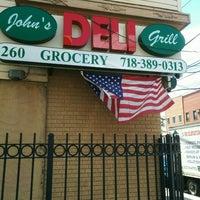 Photo taken at John's Deli & Grocery by Michael M. on 7/11/2016