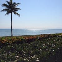 Photo taken at Palm Beach Country Club by Debbie G. on 3/10/2014