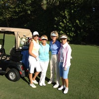 Photo taken at Palm Beach Country Club by Debbie G. on 2/19/2013