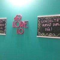 Photo taken at Hoy Cocina Lorelo by KUINOK on 9/6/2013