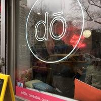 Photo taken at DŌ, Cookie Dough Confections by Amanda P. on 4/7/2017