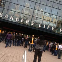 Photo taken at Bankers Life Fieldhouse by Paul Z. on 3/15/2013