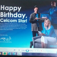Photo taken at Celcom The Crest by Rosey R. on 9/30/2015
