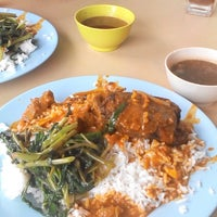 Photo taken at Mydin Curry House by Boestamam on 9/4/2014