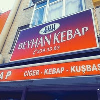 Photo taken at Beyhan Kebap by Mehmet Eren DOĞRUL on 2/19/2016