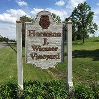 Photo taken at Herman J Wiemer Vineyard by Tim S. on 6/23/2015