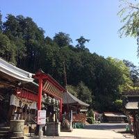 Photo taken at Ohirasanjinja Shrine by Jey on 5/1/2017