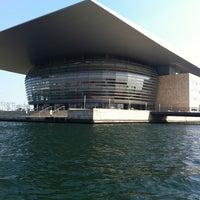 Photo taken at Canal Tours Copenhagen by Glynn on 5/4/2013