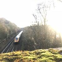 Photo taken at Bathpool by Glynn on 1/19/2018