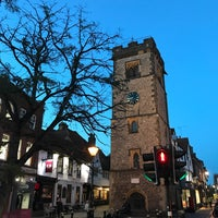 Photo taken at St Albans Clock Tower by Glynn on 9/19/2017