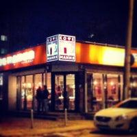 Photo taken at Coffeemania by Svetlana I. on 3/8/2013