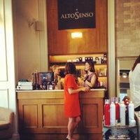 Photo taken at AltoSenso by Svetlana I. on 6/15/2013